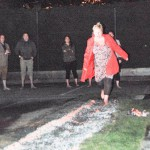 Cindy Davis cheltenham life coach fire walk Photo by David Norrington